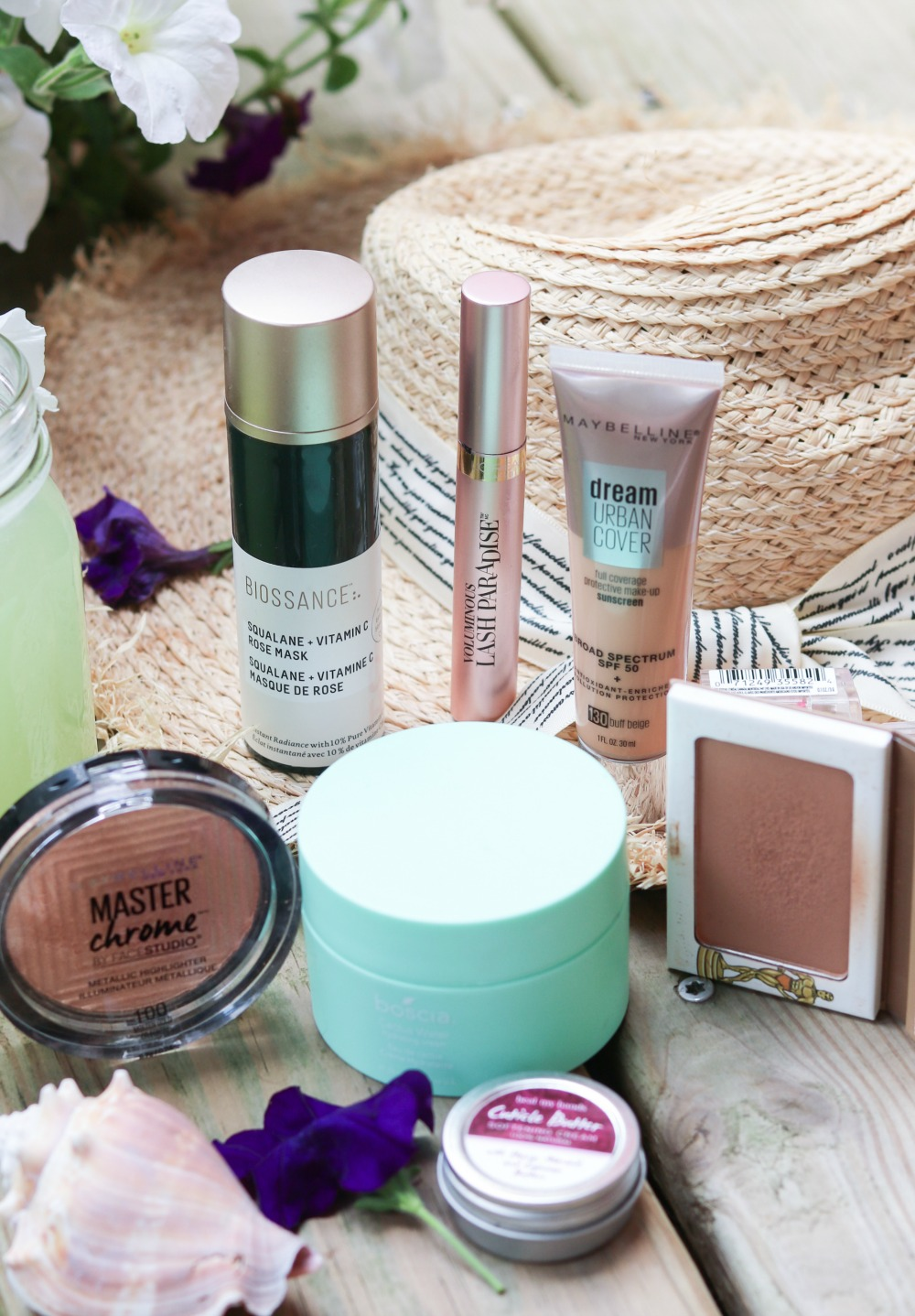 Summer Beauty Favorites I DreaminLace.ccom #BeautyTips #SummerMakeup #Makeup