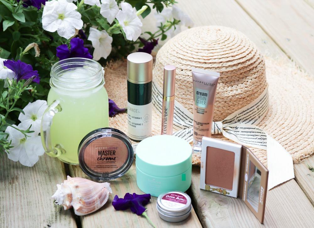 Summer Beauty Favorites I DreaminLace.ccom #BeautyTips #SummerMakeup #Makeup