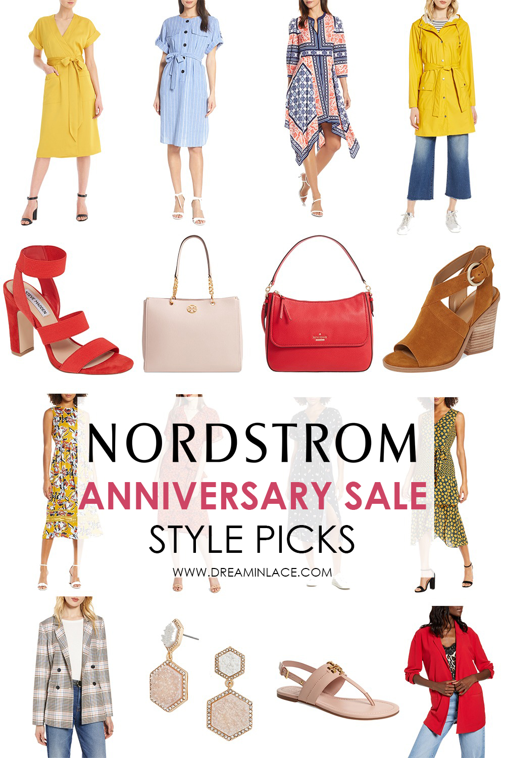 The Best Nordstrom Anniversary Sale Style Finds I DreaminLace.com #Nordstrom #Shopping #StyleTips #FashionBlogger