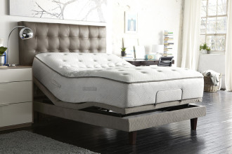 Sealy adjustable bed bases at Dreamland Mattress Sleep