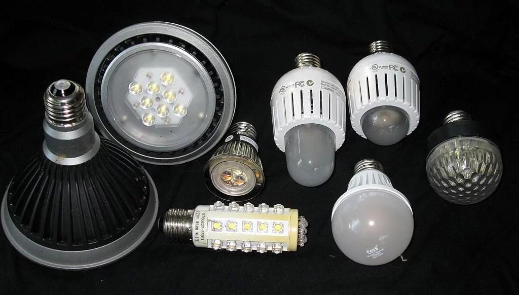 right residential led lighting