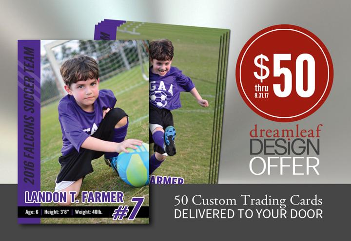 Custom Trading Cards