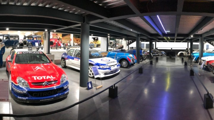 Ausflug ins Peugeot Museum nach Sochaux (F)