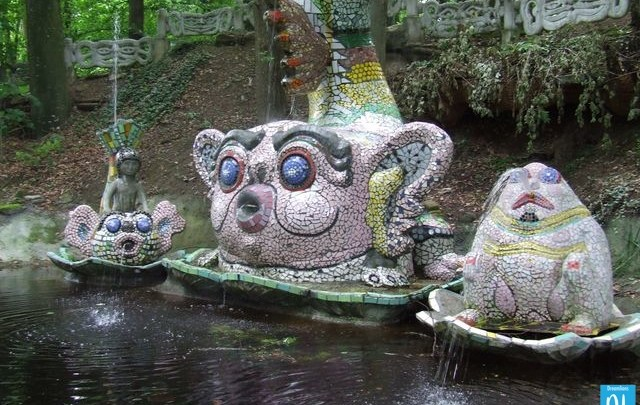 Weber's Skulpturenpark