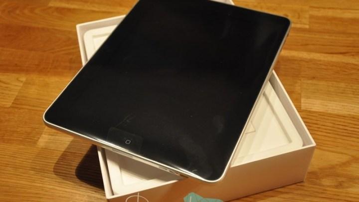 Neues Gadget: iPad