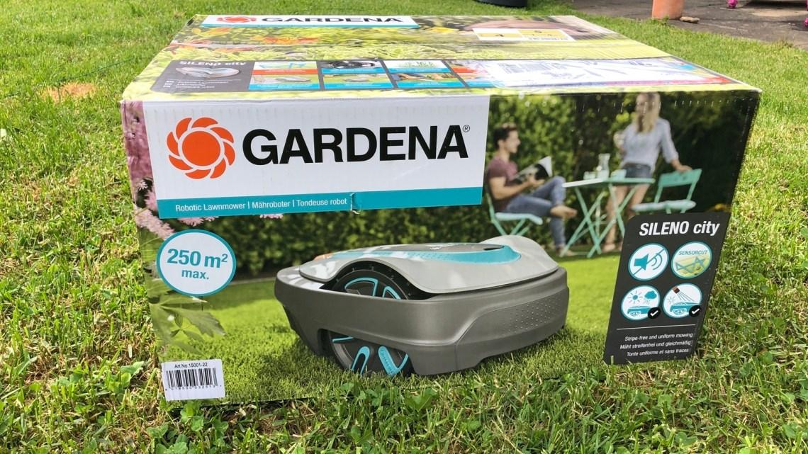 Gardena Sileno City 250 Mähroboter (Review)
