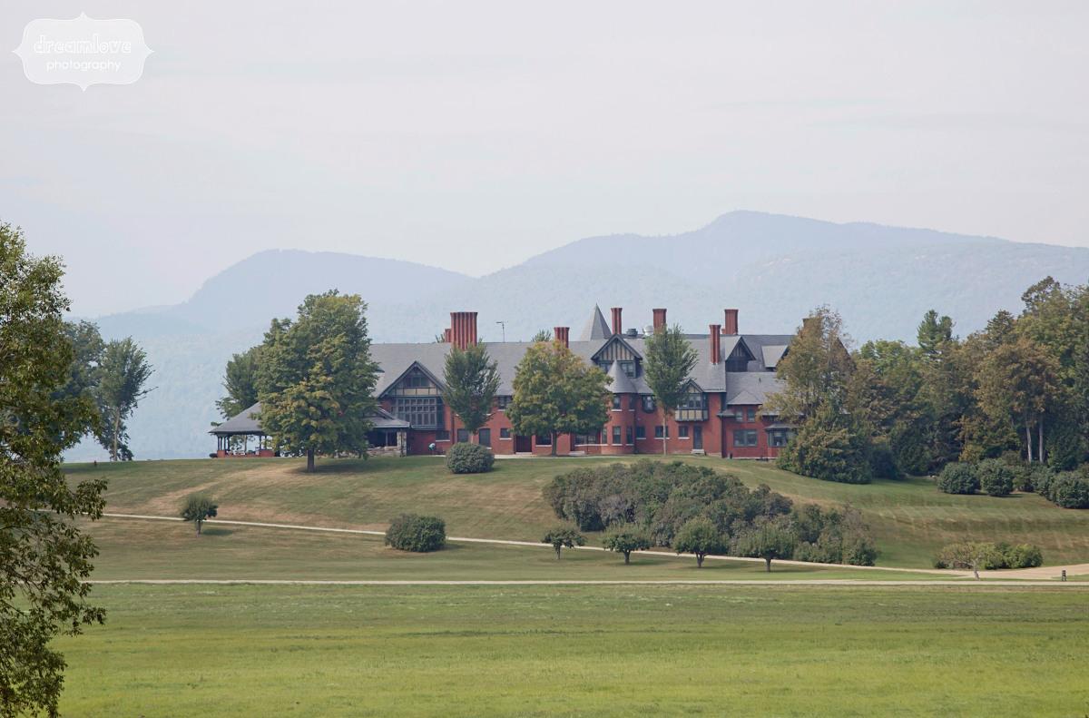 Shelburne Farms Wedding Photographer  Lake Champlain in VT