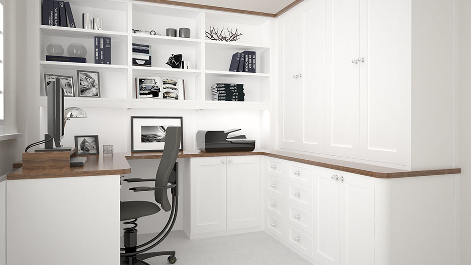 finance kitchen cabinets height of bar stools for counter beautiful bespoke built in fitted home office furniture ...