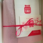 Pinks Beauty Box Ноември 2013