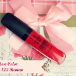 Golden Rose Color Sensation 123 Review