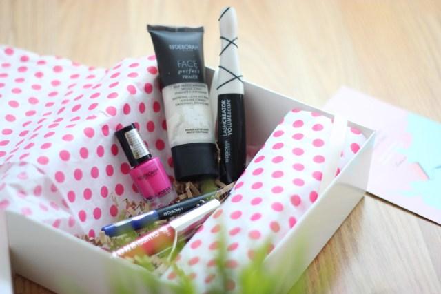 Pretty Box - Deborah Milano Exclusive Box