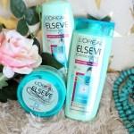 Моето мнение за серията за коса L'Oréal Paris Elseve Extraordinary Clay – шампоан, балсам и маска