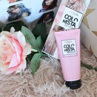 Боя за коса L'Oreal Colorista Washout в цвят Pink