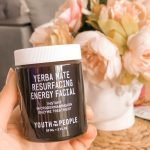 Youth To The People Yerba Matе Resurfacing Energy Facial ревю