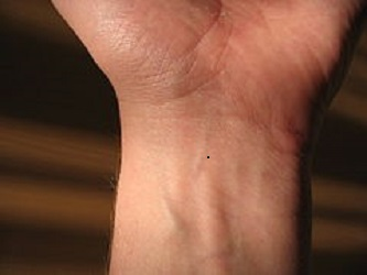 moles on wrist superstitions meaning astrology