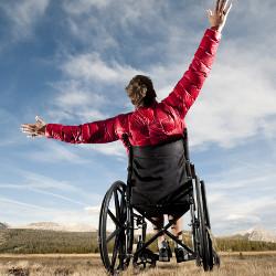 wheelchair dream