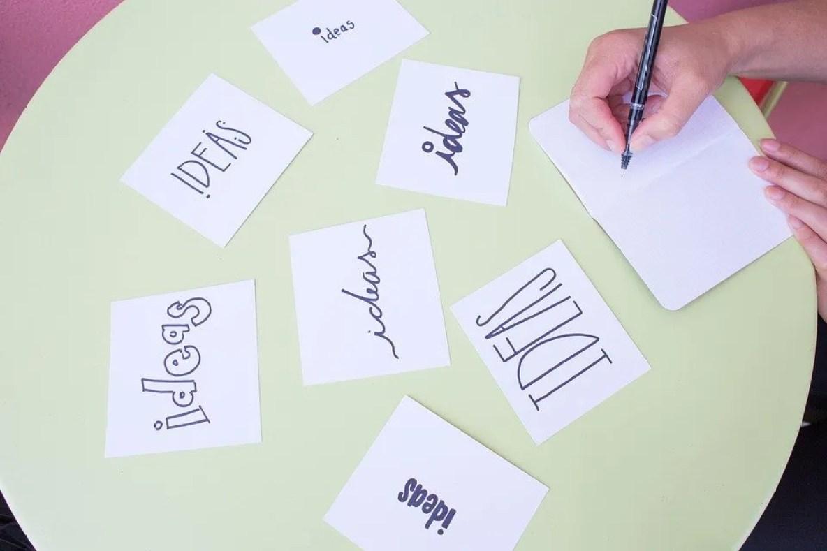 brainstorm ideas being a teacher Community of Madrid