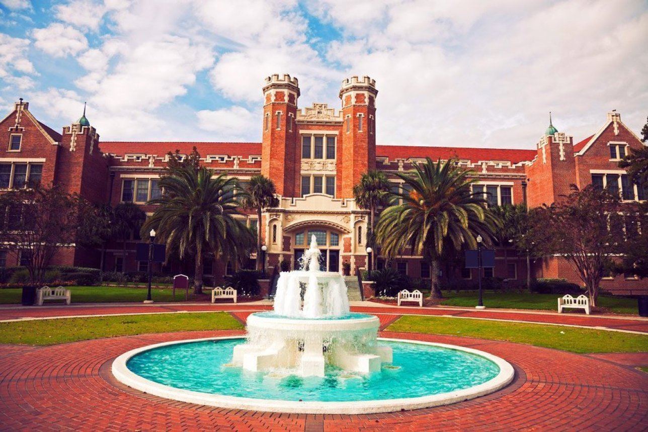 The Westcott Building on FSU campus