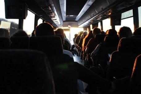 solo journey bus