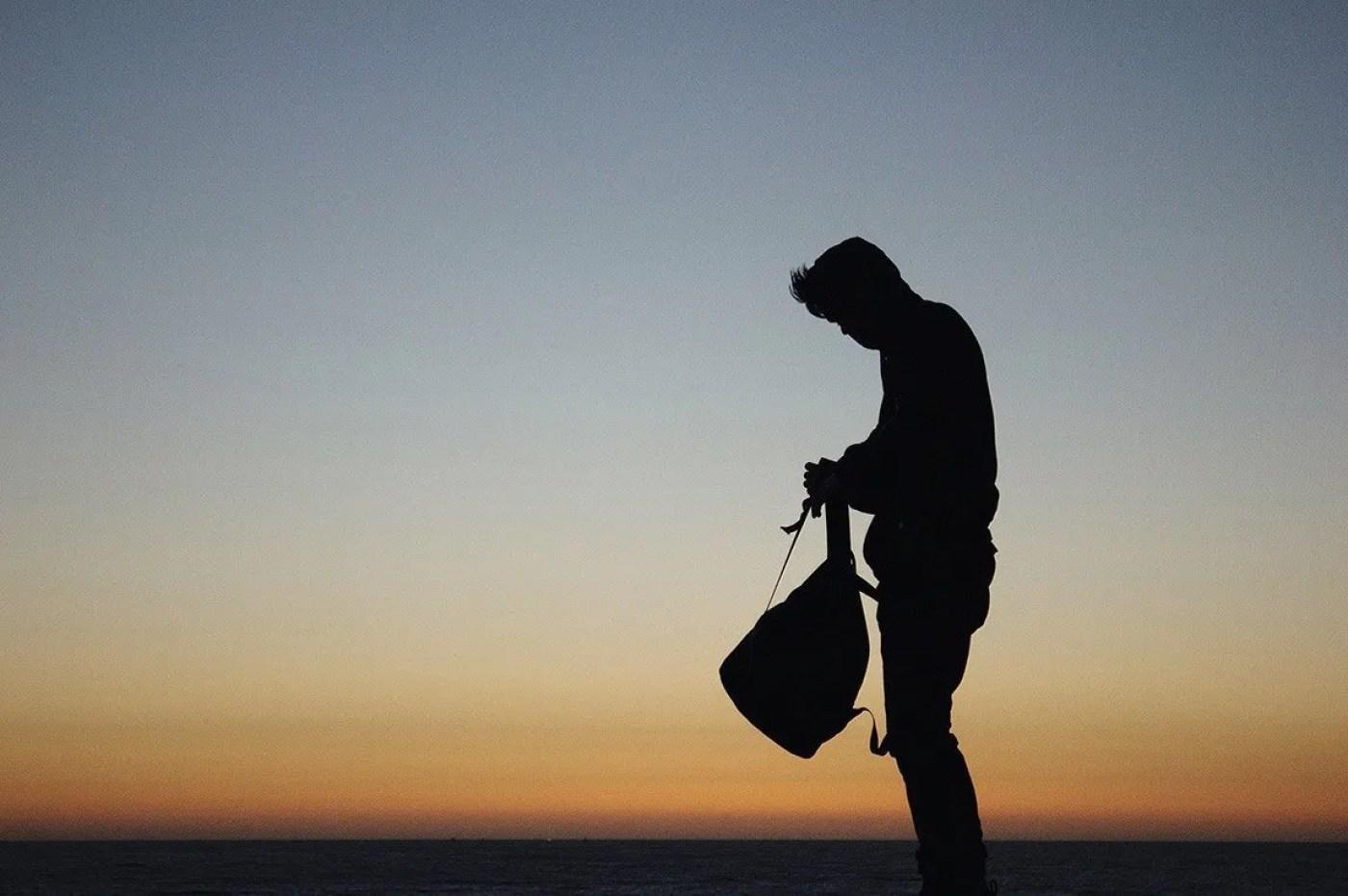 immigrant walking world travel economic abroad immigrants
