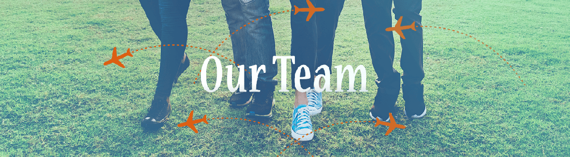 Our team dreams abroad bloggers travelers creatives