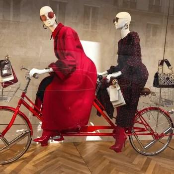 paris fashion week mannequin travel