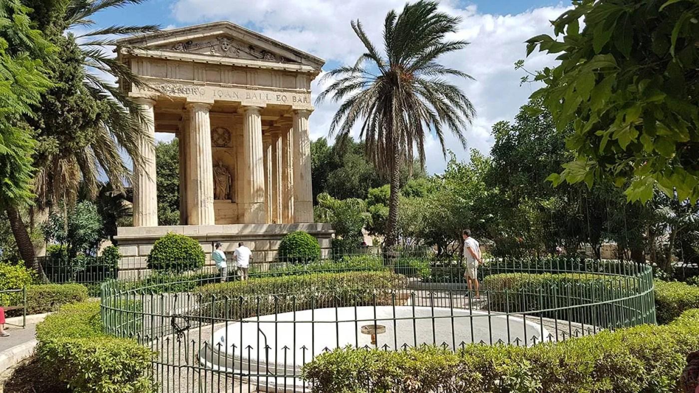 gardens travel abroad maltese culture