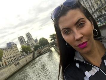 leesa truesdell paris fashion week travel tales