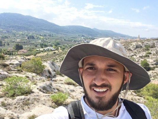 teaching abroad Spain ryan gomez