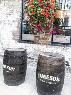 jameson whiskey dublin ireland travel abroad