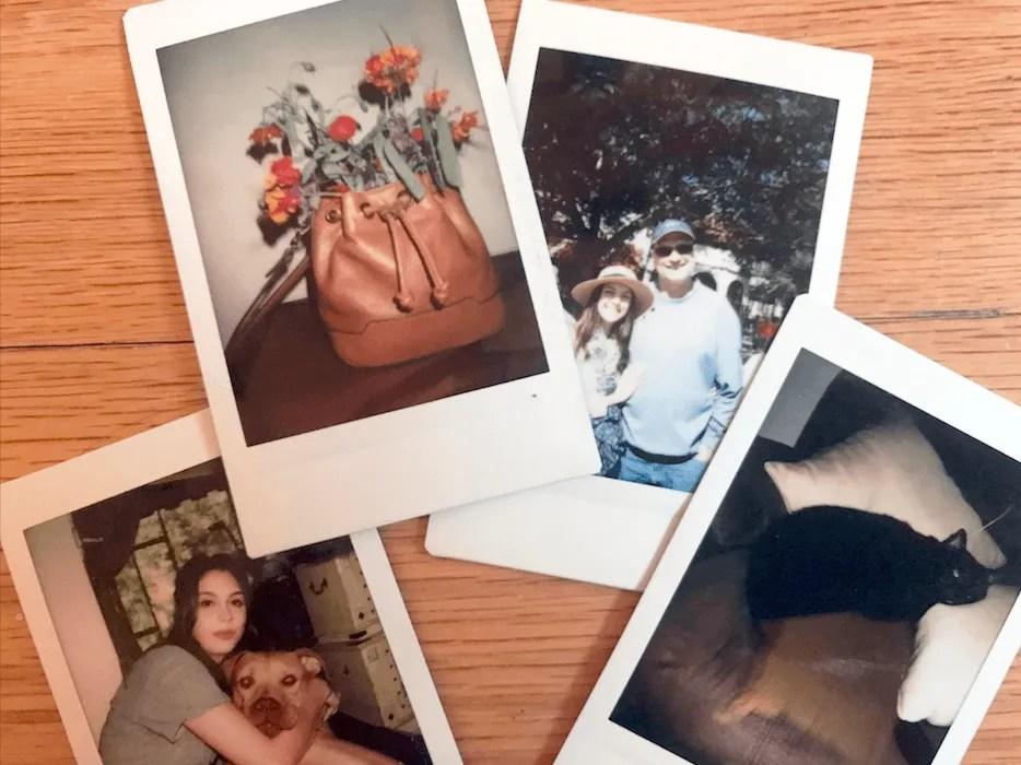 study abroad in london memories polaroids