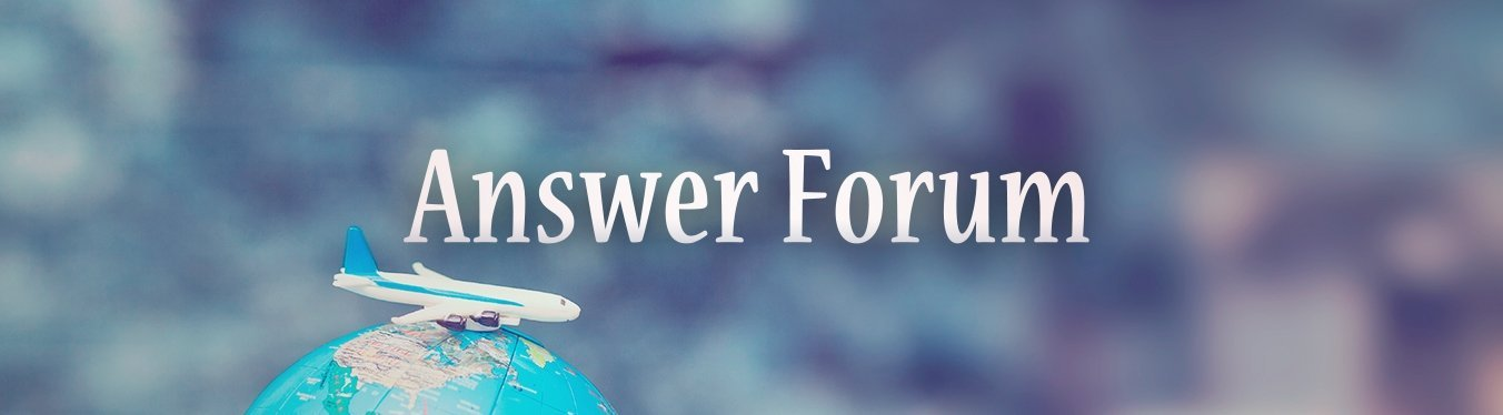 answer forum