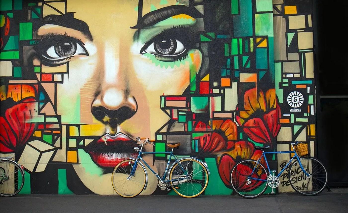 street art europe amsterdam red light red light district