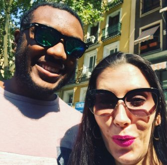 Adventure abroad Justin and Leesa