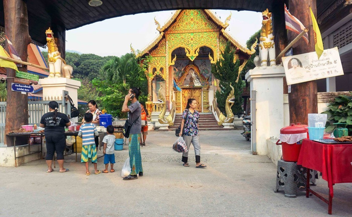 homestay in chiang Mai