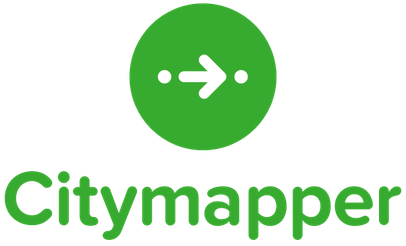 Citymapper apps logo