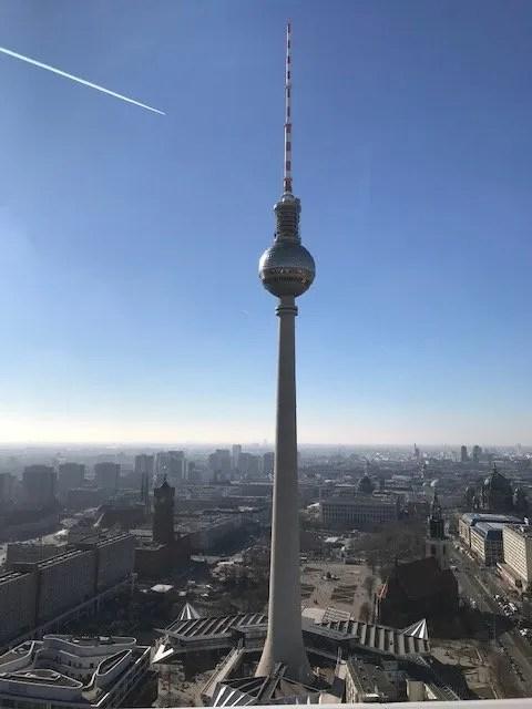 Fernsehturm Berlin Travel Guide