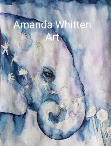 Amanda Whitten art