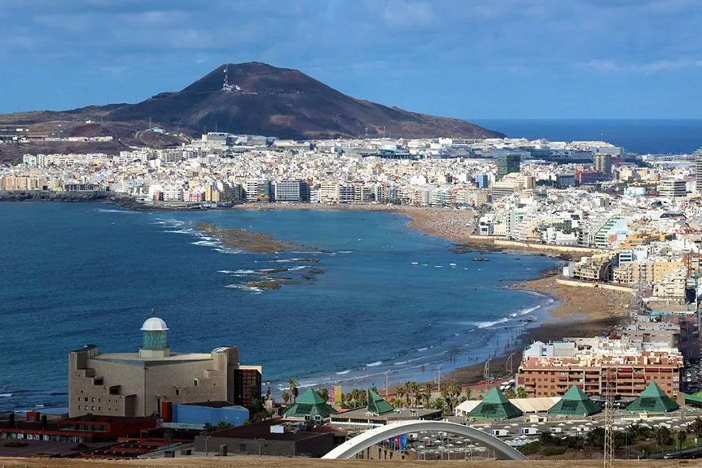 Canary Islands city