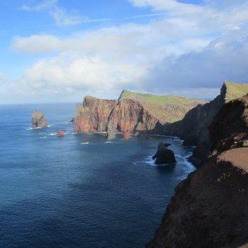 Coast Portugal Madeira Island