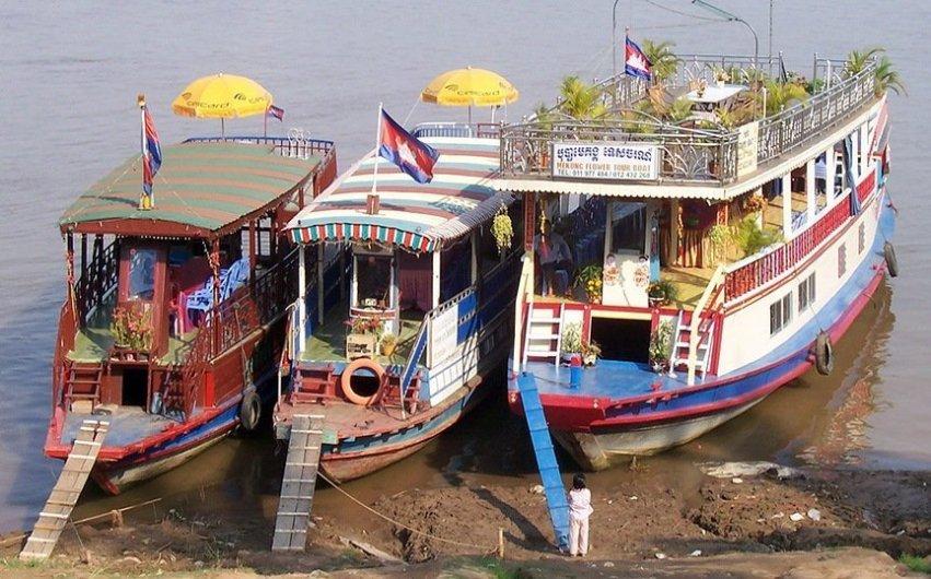 Mekong River Phnom Penh