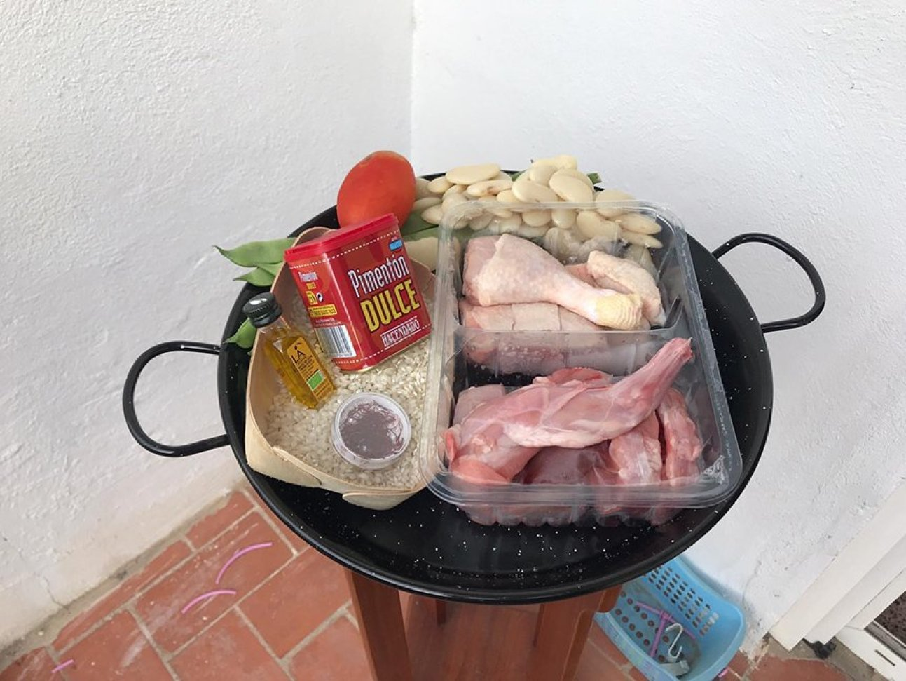 Paella Made Easy