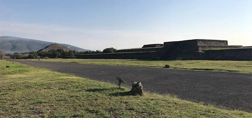 Teotihuacán Pyramids tour