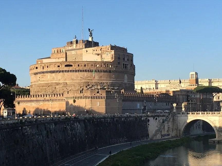 Rome Castel SantAngelo