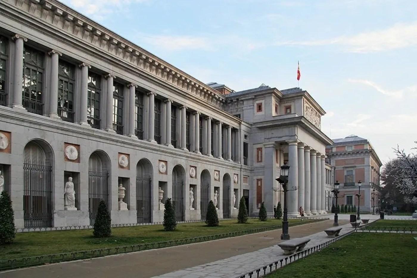 Touring the Prado Museum