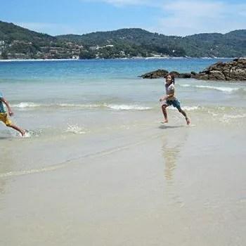 phuket kids playing