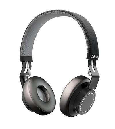 Jabra Move Wireless Bluetooth On-Ear Headphones