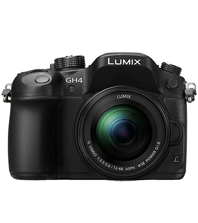 panasonic LUMIX G DMC-GH4MEG-K Best camera for video recording and podcasting