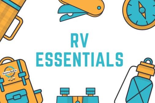 RV Essentials Title