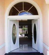 Double Doors Opening | Door Design Pictures